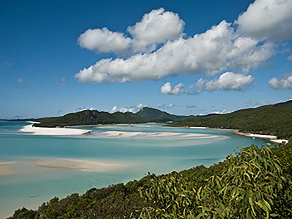 Whitehaven Beach an ideal place to visit during your Australia yacht charter.