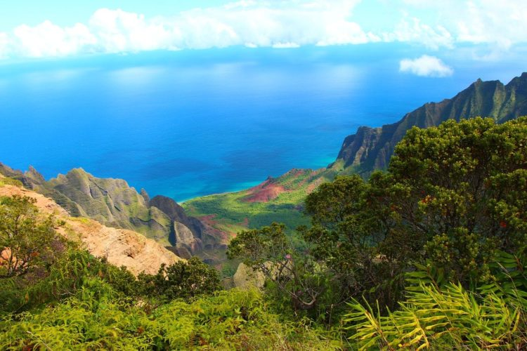 Na Pali Coast Kaua'i
